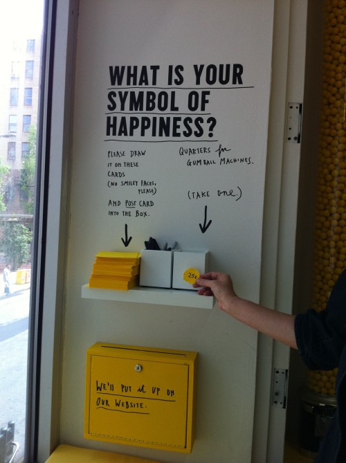 Happiness Confessional