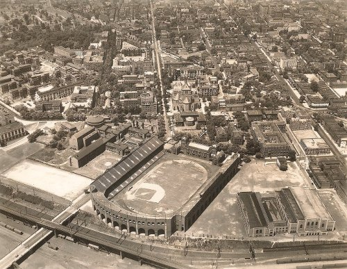 University of Pennsylvania campus, 1932