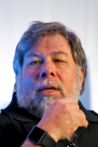 Steve Wozniak, photo by the DEMO Conference