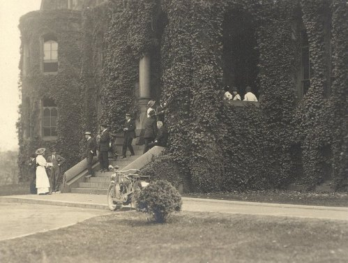 College Hall, 1914