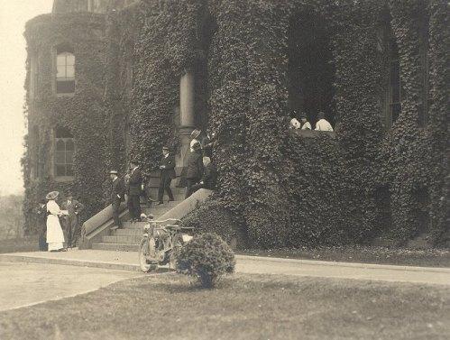College Hall, 1914