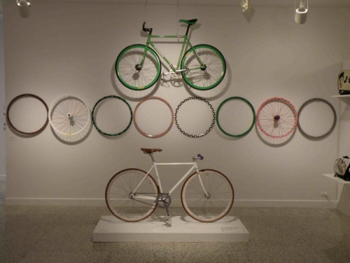 Fixed Gear Display