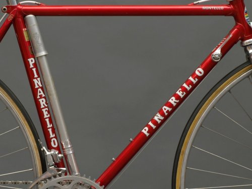 Pinarello Cherry Red