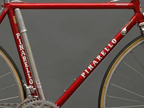 Pinarello Cherry Red