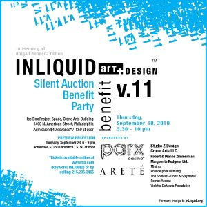 In Liquid Art and Design