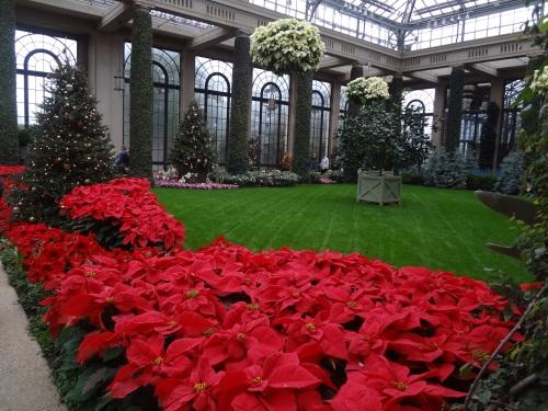 Longwood Gardens inside