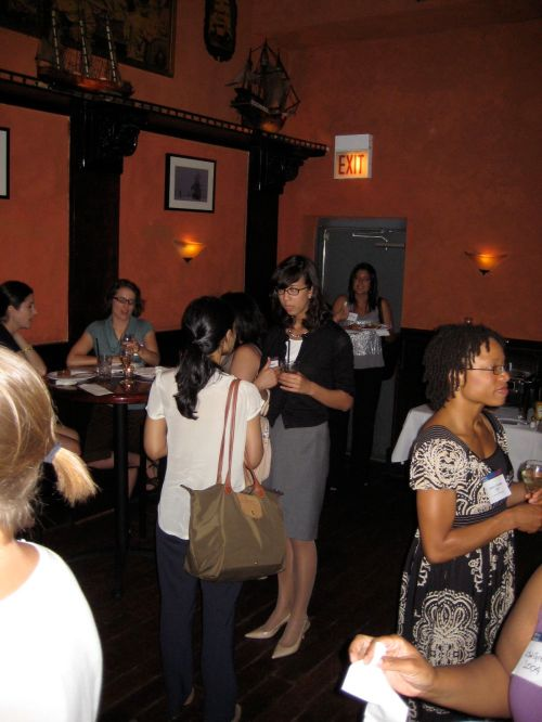 TCPW Summer Networking Reception – Chicago (2012).