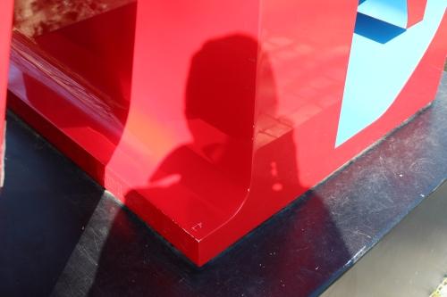 Self Shadow Portrait