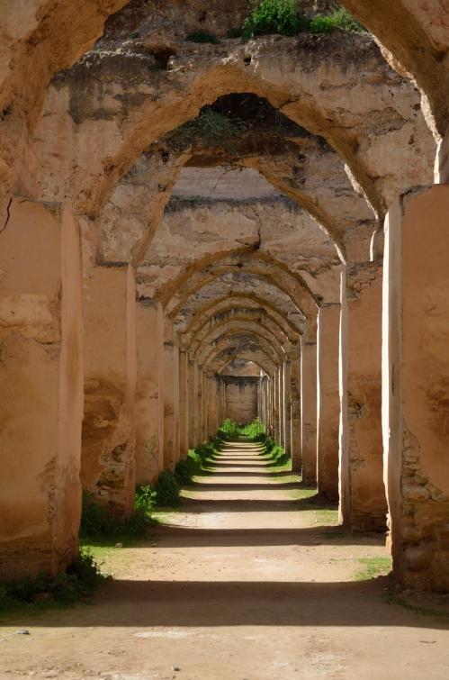 Ruins at Sala Colonia. Photo by Penn alumnus Murray Sherman, GR'69