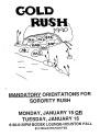 Invite Sor Rush