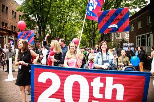 The parade!