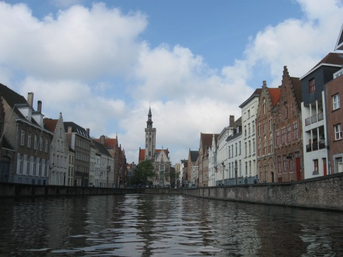 Picturesque Bruges