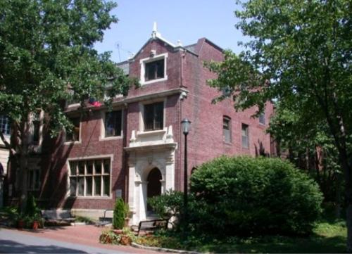 E. Craig Sweeten Alumni House