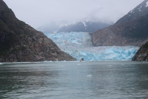 Glaciar Bay.