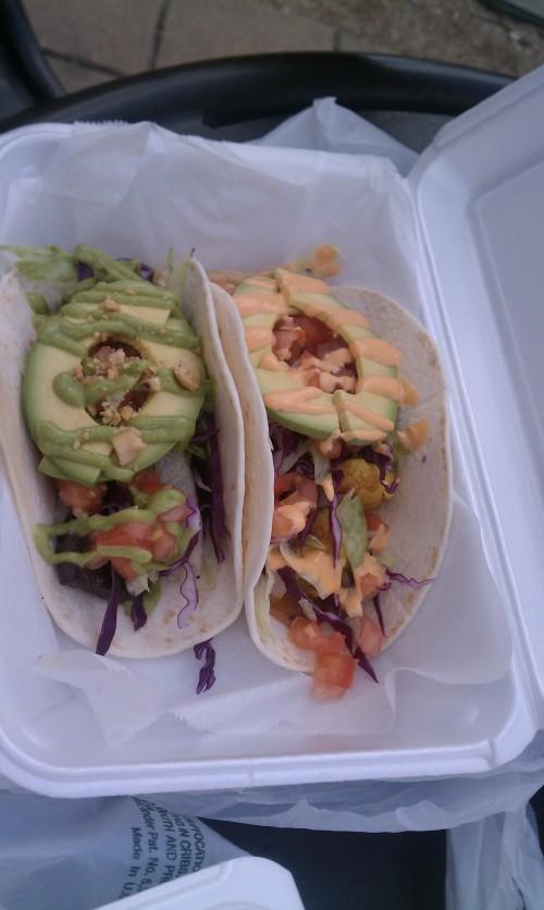 Zapata's tacos