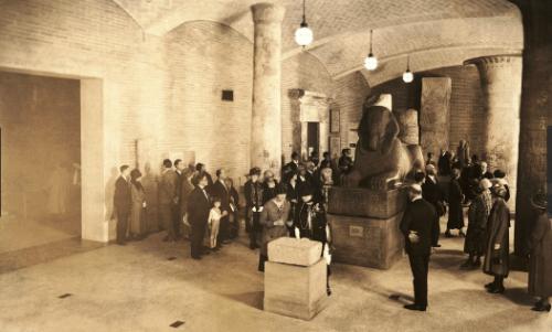 1913 sphinx