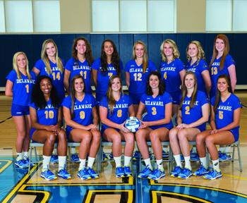 Athletics-Womens_Volleyball_Team-2013