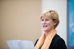 Penn Professor Carol Muller