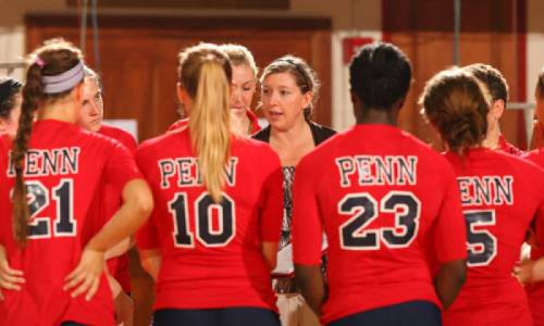 Penn volleyball