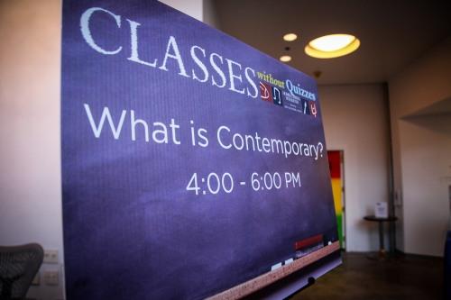 Classes Without Quizzes