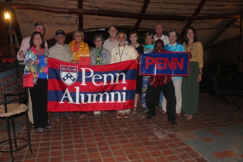 Our amazing group of Penn Alumni & Friends!