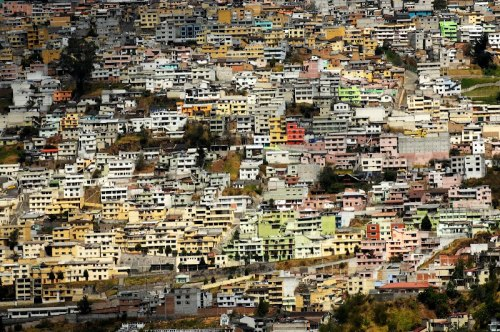 2011 Grand Prize Winner Quito, Ecuador, Hillside Photographer: Christine Turk