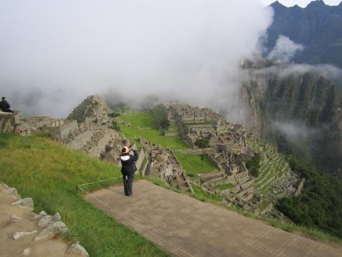 Astounding Machu Picchu.