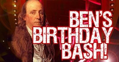 Ben Birthday Bash