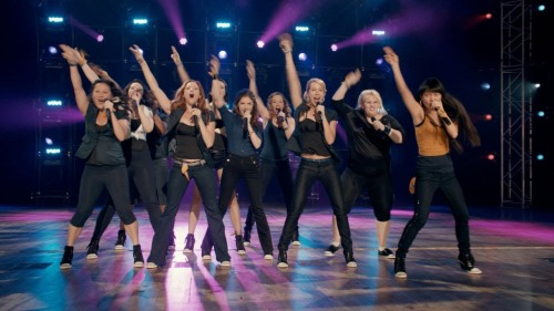 The ICCA performance in Pitch Perfect.  AKA my study guide!