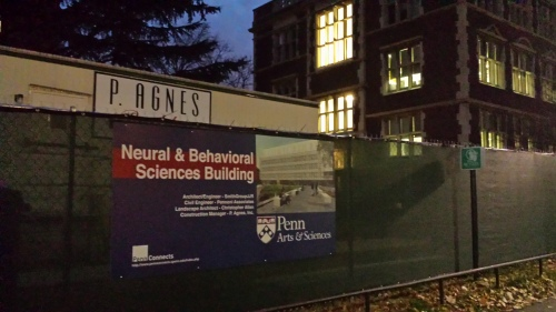 Exciting new Neural & Behavioral Sciences Building