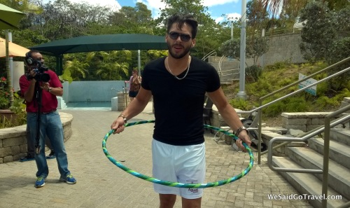 Ramon Hooping Agua de coamo