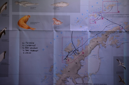 Expedition Map.