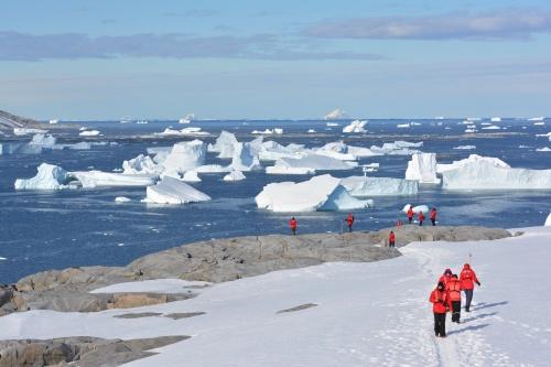 """""""iceberg cemetery""""."""