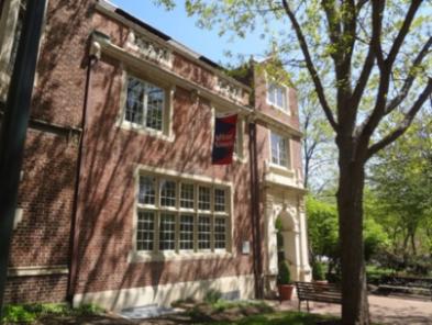 Sweeten Alumni House