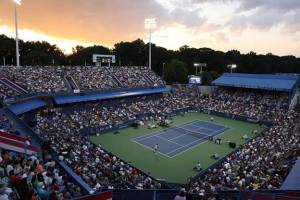 Penn Club of DC City Tennis Event