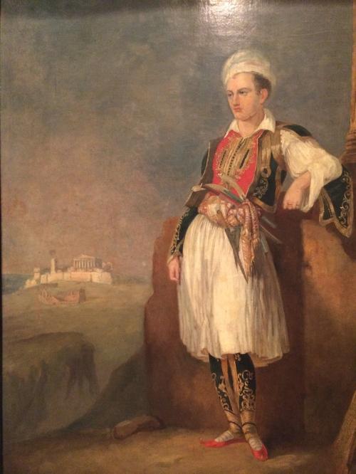 Benaki-Lord Byron