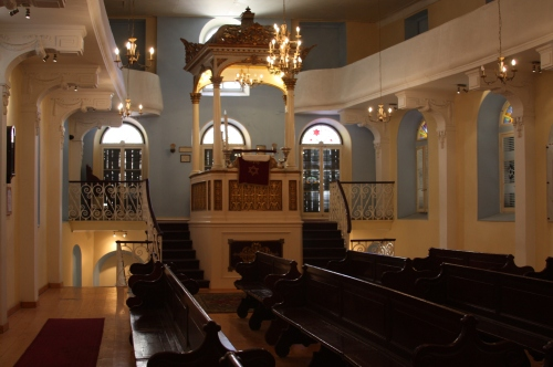 Corfu Synagogue