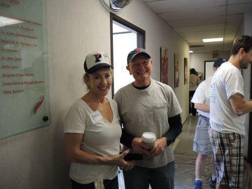 Penn Serves LA's Jane Gutman with El Nido's Stuart Berton