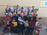 Penn Serves LA volunteers at ICEF public schools