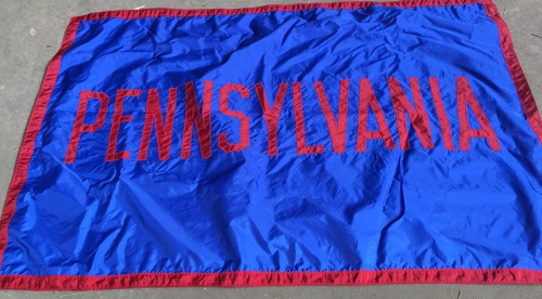 Penn banner photo by Ruth McIlhenny Gorme C'93