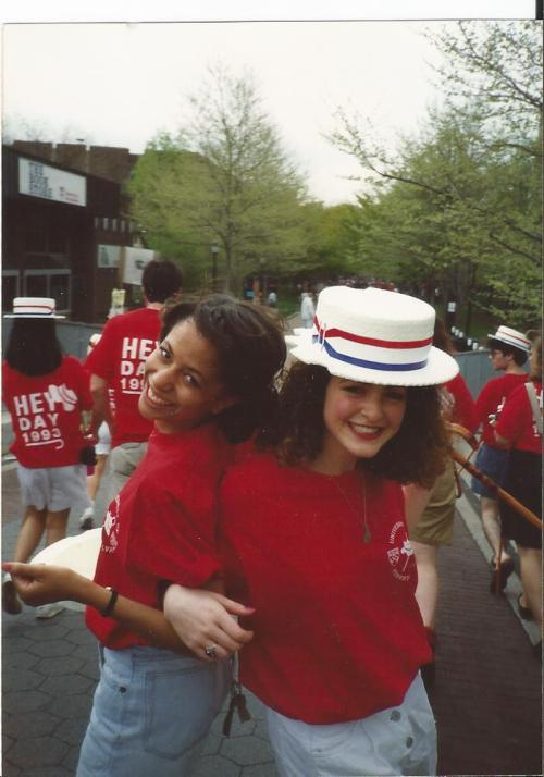 Hey Day 1993 at Penn, April 1992