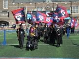 93 Commencement 2014 FF alumni enter