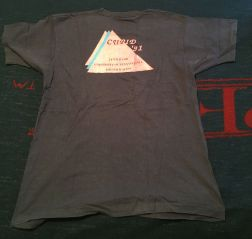 CUPID t-shirt 1991, back view, from Howard Levene, ENG'93 at the University of Pennsylvania