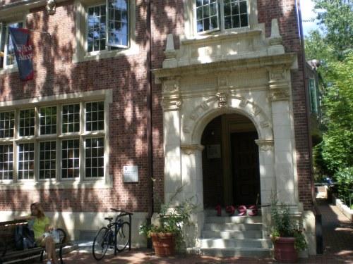 Penn 1993 at Sweeten Alumni House University of Pennsylvania 25th reunion #93tothe25th