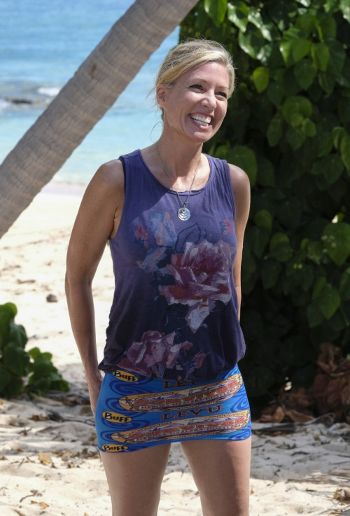 CBS Survivor Season 35 competitor Chrissy Bass Hofbeck, C'93