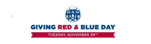 Giving Tuesday Giving Red and Blue Day The Penn Fund