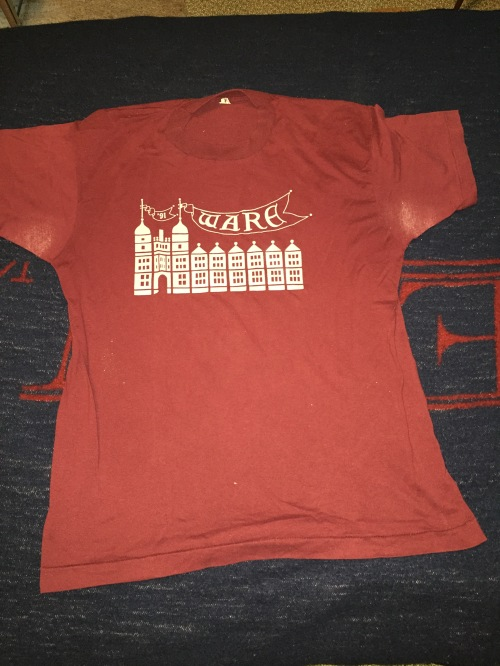 Penn Quad Ware College House t-shirt #93tothe25th