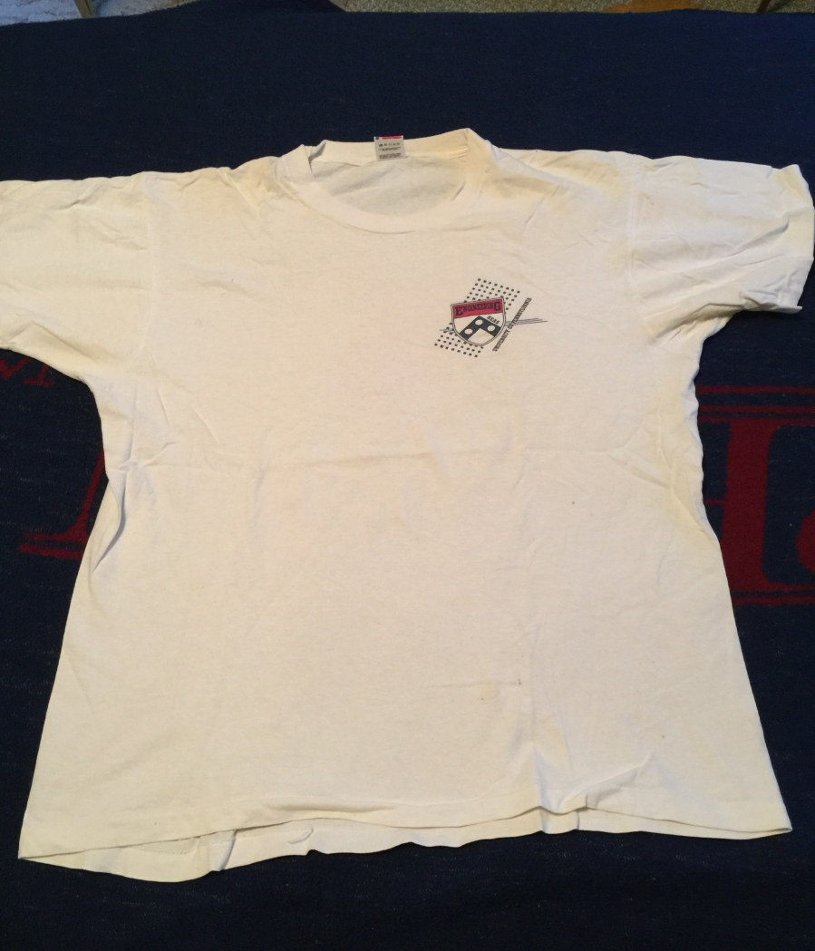 Penn Engineering t-shirt #93tothe25th