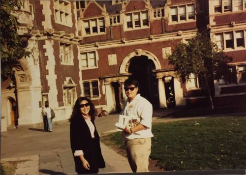 Penn 1993 in the Quad memories of University of Pennsylvania