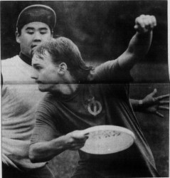 Penn ultimate frisbee the void